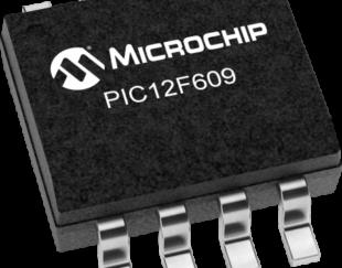 PIC12F609-I/SN