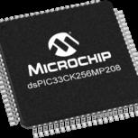dsPIC33CK256MP208