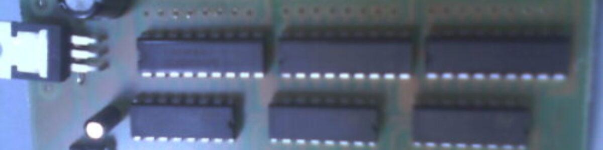کیت تابلو LED پروگرمری