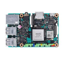 کامپیوتر کوچک Asus Tinkerboard با کیس رایگان