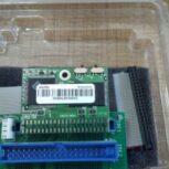 ماژول حافظه فلش 2 گیگ + برد تبدیل صنعتی iCOP