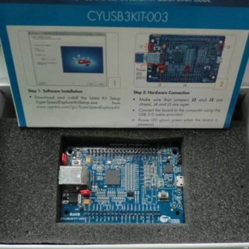 برد USB3 محصول Cypress مدل CYUSB3KIT-003