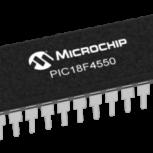 PIC18F452 I/P