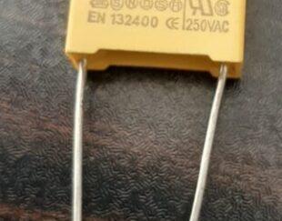 خازن 0.22  میکرو MKT
