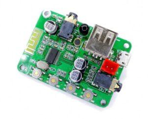 MP3 player و رادیو FM با اتصال بلوتوث