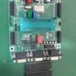 میکرو کنترلر dsPIC30F4011 I/P + هدر بورد