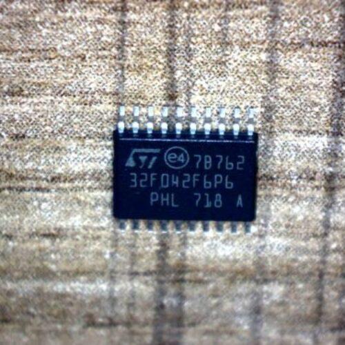 STM32F042F6P6