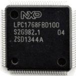 میکرو کنترلر lpc1768