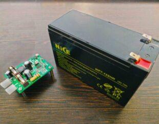 دستگاه UPS و شارژر باتری