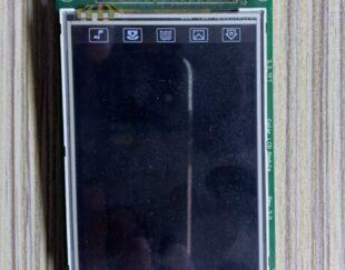 ماژول LCD3.2 اینچ با تاچ و SD