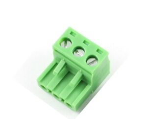 کانکتور فونیکس 3 پین سبز مادگی