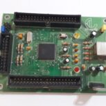 هدر برد آرم AT91SAM7X256 ساخت شرکت کویر الکترونیک