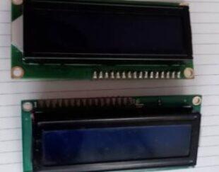 LCD کارکتری 16*2