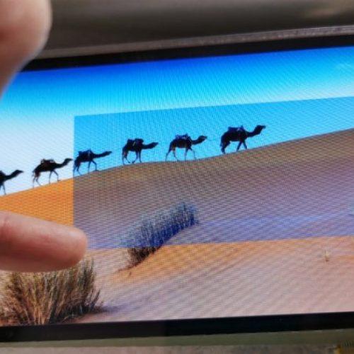 نمایشگر 7 اینچ HDMI