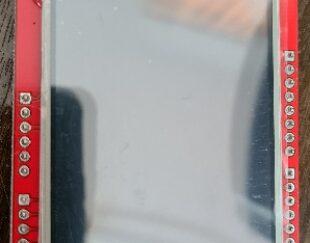 شیلد نمایشگر 2.4 اینچی برد آردوینو