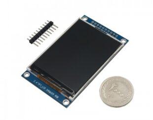 ماژول نمایشگر LCD TFT فول کالر 2.4 اینچ
