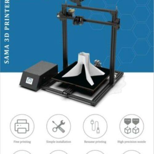سفارش ساخت پرینتر سه بعدی