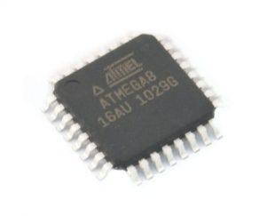 میکروکنترلر ATMEGA8