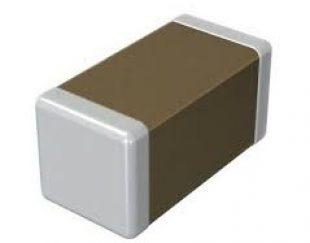 خازن  330pF 1% پکیج 0805 SMD رول 4000 عددی-  (NPO(COG