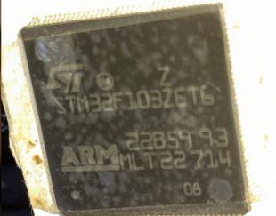 STM32F103ZE
