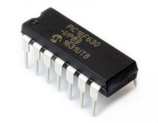 میکرو کنترلر PIC16F630-I/P