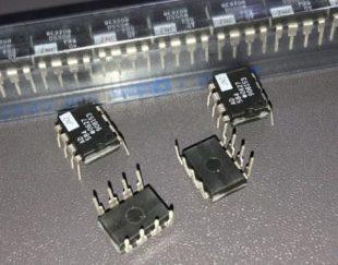 آی سی ولتاژ مرجع با چهار خروجی ولتاژ AD584JNZ