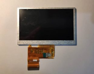 LCD TFT 4.3 inch